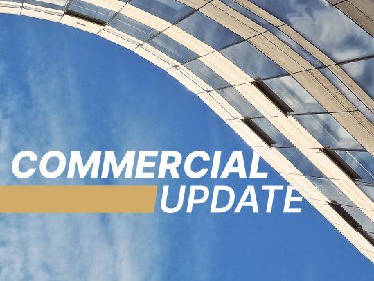 October 2020 Commercial Newsletter