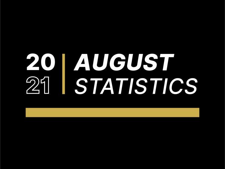 August Statistics